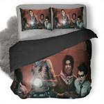 Dead By Daylight #9 3D Personalized Customized Bedding Sets Duvet Cover Bedroom Sets Bedset Bedlinen , Comforter Set
