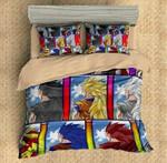 Customize Dragon Ball 3D Duvet Cover Set Bedding Set Bedlinen EXR5450 , Comforter Set