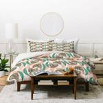 Marta Barragan Camarasa Pattern of African flowers Duvet Cover Bedding Sets , Comforter Set