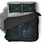 Star Citizen #3 3D Personalized Customized Bedding Sets Duvet Cover Bedroom Sets Bedset Bedlinen , Comforter Set