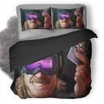 Beyond Good & Evil #11 3D Personalized Customized Bedding Sets Duvet Cover Bedroom Sets Bedset Bedlinen , Comforter Set