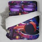 DJ Desk Artwork B Bedding Set EXR5657 , Comforter Set