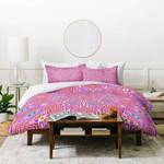 Lisa Argyropoulos Urban Aztec Reverse Duvet Cover , Comforter Set