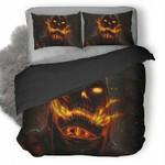 Mortal Kombat Scorpion #7 3D Personalized Customized Bedding Sets Duvet Cover Bedroom Sets Bedset Bedlinen , Comforter Set