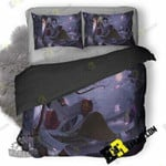Heroes Of Newerth Yumi Forsaken Archer 3G 3D Customized Bedding Sets Duvet Cover Set Bedset Bedroom Set Bedlinen , Comforter Set