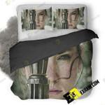 Daisy Ridley In Star Wars 4K 3D Customize Bedding Sets Duvet Cover Bedroom set Bedset Bedlinen , Comforter Set