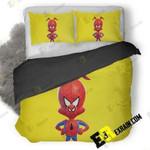 Spider Ham Ce 3D Customize Bedding Sets Duvet Cover Bedroom set Bedset Bedlinen , Comforter Set