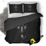Black Panther Real 3D Poster 2I 3D Customize Bedding Sets Duvet Cover Bedroom set Bedset Bedlinen , Comforter Set