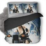 Lara Croft Tomb Raider #51 3D Personalized Customized Bedding Sets Duvet Cover Bedroom Sets Bedset Bedlinen , Comforter Set