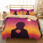 Scandroid 3D Personalized Customized Bedding Sets Duvet Cover Bedroom Sets Bedset Bedlinen , Comforter Set