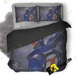 Solider 76 Overwatch 9Q 3D Customized Bedding Sets Duvet Cover Set Bedset Bedroom Set Bedlinen , Comforter Set