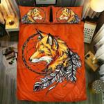 Fox Collection #0910143D Customize Bedding Set/ Duvet Cover Set/  Bedroom Set/ Bedlinen , Comforter Set