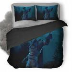 Plague Fortnite 3D Personalized Customized Bedding Sets Duvet Cover Bedroom Sets Bedset Bedlinen , Comforter Set