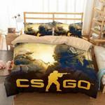 3D Customize Counter-Strike Global Offensive Bedding Set Duvet Cover Set Bedroom Set Bedlinen EXR1203 , Comforter Set
