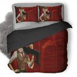 Overwatch Ashe #1 3D Personalized Customized Bedding Sets Duvet Cover Bedroom Sets Bedset Bedlinen , Comforter Set