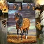 Horse Collection #090873D Customize Bedding Set/ Duvet Cover Set/  Bedroom Set/ Bedlinen , Comforter Set