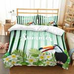 3D Customize Toucan Bedding Set Duvet Cover Set Bedroom Set Bedlinen EXR4038 , Comforter Set