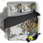 Recore Joule Sd 3D Customized Bedding Sets Duvet Cover Set Bedset Bedroom Set Bedlinen , Comforter Set