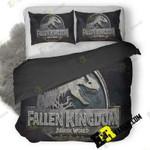 Jurassic World Fallen Kingdom 4K Tf 3D Customize Bedding Sets Duvet Cover Bedroom set Bedset Bedlinen , Comforter Set