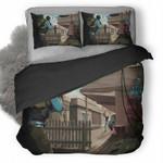 Pubg #76 3D Personalized Customized Bedding Sets Duvet Cover Bedroom Sets Bedset Bedlinen , Comforter Set