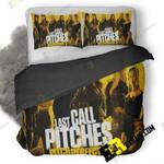 Pitch Perfect 3 22 3D Customize Bedding Sets Duvet Cover Bedroom set Bedset Bedlinen , Comforter Set