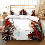 3D Customize Thor Vs Iron Man et Bedroomet Bed3D Customize Bedding Set Duvet Cover SetBedroom Set Bedlinen , Comforter Set