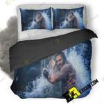 Aquaman Movie L0 3D Customize Bedding Sets Duvet Cover Bedroom set Bedset Bedlinen , Comforter Set