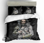 Aquaman #3 3D Personalized Customized Bedding Sets Duvet Cover Bedroom Sets Bedset Bedlinen , Comforter Set