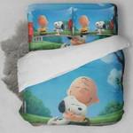 Snoopy Dog A Bedding Set EXR7670 , Comforter Set
