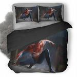 Spider-Man #10 3D Personalized Customized Bedding Sets Duvet Cover Bedroom Sets Bedset Bedlinen , Comforter Set