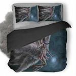 League Of Legends Ahri #7 3D Personalized Customized Bedding Sets Duvet Cover Bedroom Sets Bedset Bedlinen , Comforter Set