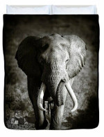 Elephant Bull 3D Personalized Customized Duvet Cover Bedding Sets Bedset Bedroom Set , Comforter Set