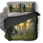 Just Cause #8 3D Personalized Customized Bedding Sets Duvet Cover Bedroom Sets Bedset Bedlinen , Comforter Set