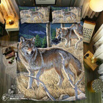 Wolf Collection #0910103D Customize Bedding Set/ Duvet Cover Set/  Bedroom Set/ Bedlinen , Comforter Set