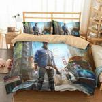 3D Customize Watch Dogs 2 Bedding Set Duvet Cover Set Bedroom Set Bedlinen 1 , Comforter Set