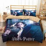 Harry Potter #2 3D Personalized Customized Bedding Sets Duvet Cover Bedroom Sets Bedset Bedlinen , Comforter Set