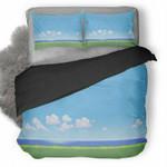 Beautiful Sky 3D Personalized Customized Bedding Sets Duvet Cover Bedroom Sets Bedset Bedlinen , Comforter Set