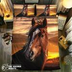 Horse Collection #09113 3D Customize Bedding Set/ Duvet Cover Set/  Bedroom Set/ Bedlinen , Comforter Set