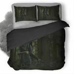 The Last Of Us Ellie #1 3D Personalized Customized Bedding Sets Duvet Cover Bedroom Sets Bedset Bedlinen , Comforter Set