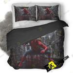 Spider Man Homecoming Img 3D Customize Bedding Sets Duvet Cover Bedroom set Bedset Bedlinen , Comforter Set