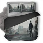 Watch Dogs #29 3D Personalized Customized Bedding Sets Duvet Cover Bedroom Sets Bedset Bedlinen , Comforter Set