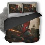 Spider-Man #72 3D Personalized Customized Bedding Sets Duvet Cover Bedroom Sets Bedset Bedlinen , Comforter Set