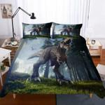3D Digital Printing Lost In The World Jurassic Park Huge Dinosaur Pattern Bedding EXR4341 , Comforter Set