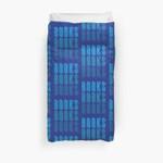 Books Books Books In Blue 3D Personalized Customized Duvet Cover Bedding Sets Bedset Bedroom Set , Comforter Set
