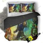 Avengers Infinity War 4K Cq 3D Customize Bedding Sets Duvet Cover Bedroom set Bedset Bedlinen , Comforter Set