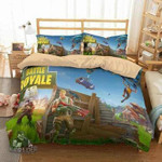 3D Customize Fortnite Bedding Set Duvet Cover Set Bedroom Set Bedlinen Exr1774 , Comforter Set