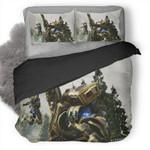 Titanfall #46 3D Personalized Customized Bedding Sets Duvet Cover Bedroom Sets Bedset Bedlinen , Comforter Set