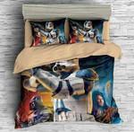 3d Customize Star Wars Battlefront Bedding Set Duvet Cover Set Bedroom Set Bedlinen exr3555 , Comforter Set