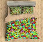 Rainbow #4 3D Personalized Customized Bedding Sets Duvet Cover Bedroom Sets Bedset Bedlinen , Comforter Set