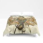 3D Alnasl Duvet Cover Bedding Sets , Comforter Set